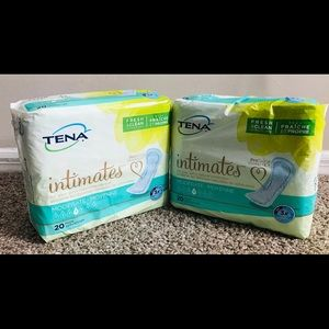 Tena Intimates, Moderate Absorbency, 20 Ct